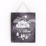 Fab set of printed wall art canvases, each with inspiring and motivational quotes