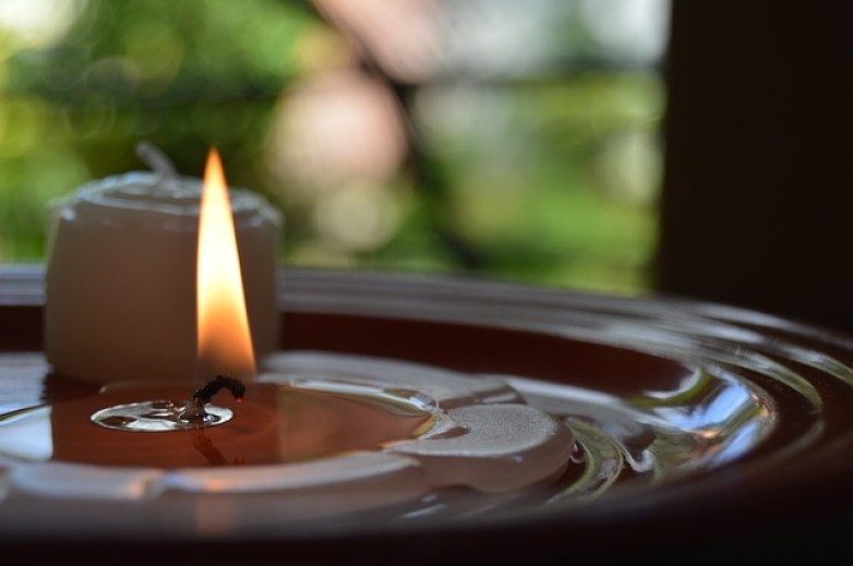 Explore the beauty of using wax melts and candles in your home