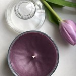 Lighting a scented candle after a hard day at work can help you relax and unwind
