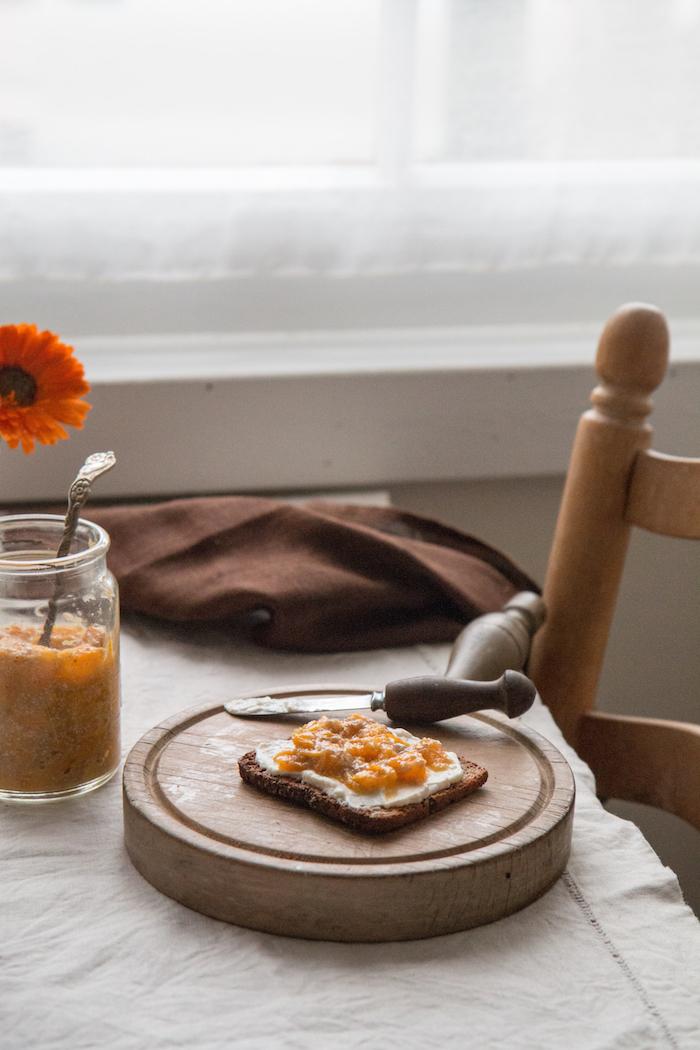 Raw Orange Chia Marmalade | HOMEGROWN KITCHEN24