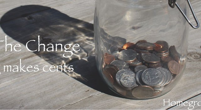 Keep the Change – Simple Money Saving Tip