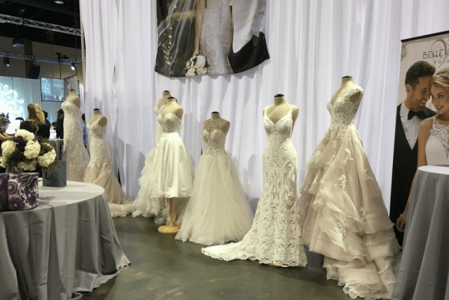 What to Expect at a Bridal Show