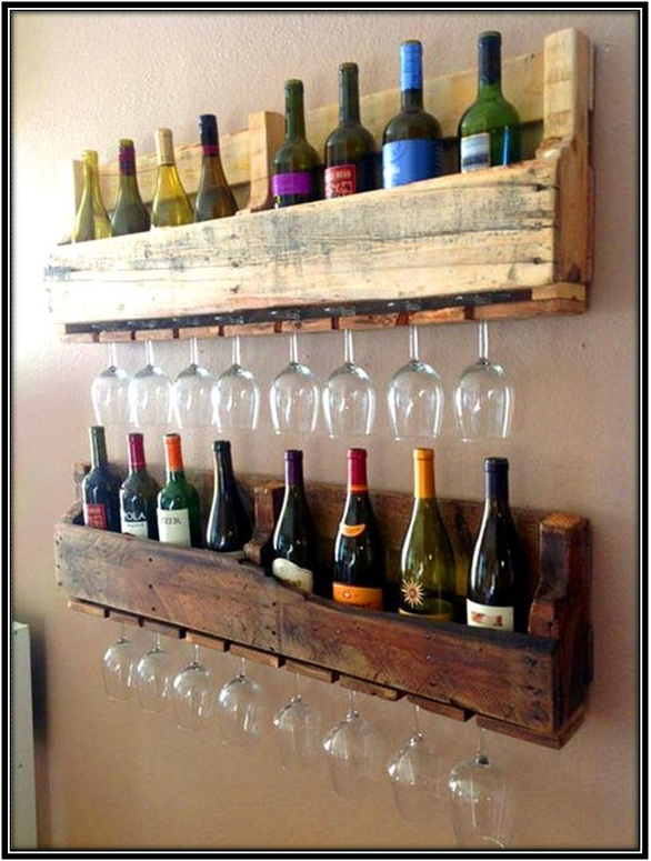 stylish liquor cabinet and wine racks for home bar ideas