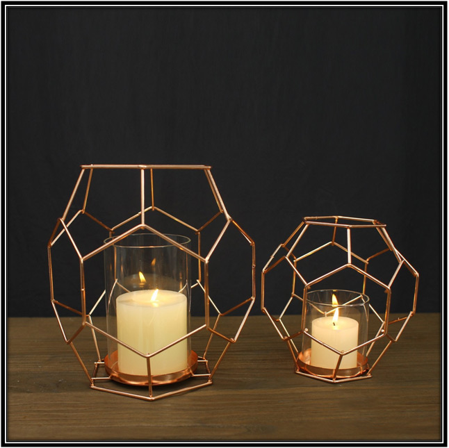 Metal Candle Holders Home Decor Ideas