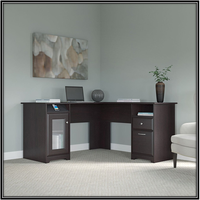 L Shaped Desk Home Decor Ideas