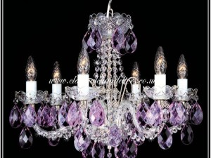 Crystal chandeliers for all sized homes - Home decor ideas
