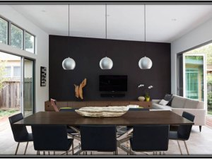 Black Color Home Decor Ideas