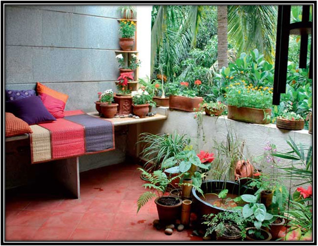 Small Terrace Ideas Terrace Decoration Ideas