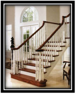 Vintage Set Of Stairs For A Timeless Era Home Decor Ideas
