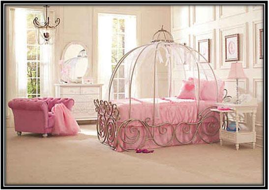 Chariot Like Bed Kids Room Decor Ideas Home Decor Ideas