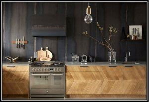 Classic Wooden Kitchen - Home Decor Ideas