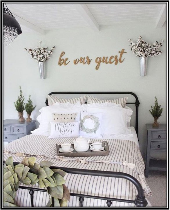 Guest Room Idea Farm House Ideas For Bedroom Home Decor Ideas