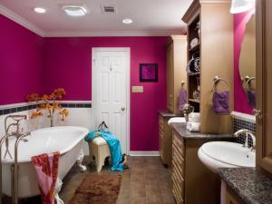 Pink Bathroom Bathroom Decorations Home Decor Ideas