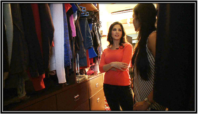 The Ultimate Wardrobe Sunny Leone House Interior