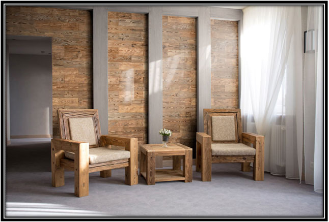 Rethink About Wood Furniture