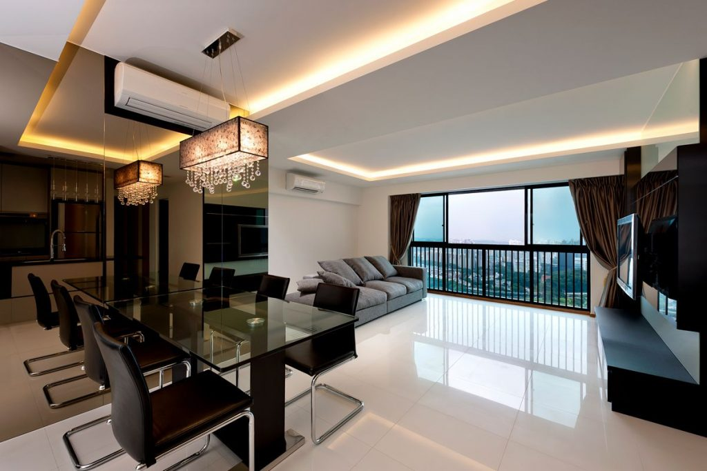 Home Interior Design in Singapore for The Pinnacle at Duxton on House Interior Ideas  id=78988