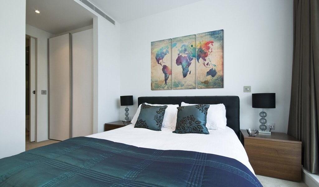 Rendi unica e suggestiva la stanza più intima della casa, puntando sui quadri camera da letto! Quadri Su Tela Per Camera Da Letto Homehome