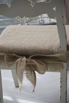 Coppia cuscini sedie cucina coprisedia imbottiti quadrato laccetti beige dimensioni: Cuscini Per Sedie Per Ogni Esigenza Di Stile Homehome