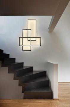 Benvenuto nella sezione dedicata alle lampade per esterno a parete di design in stile moderno: Lampade Da Parete Design Moderno