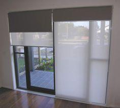 Il tessuto oscurante oltre a bloccare completamente la luce esterna fa anche da schermo contro il calore. Tende A Rullo Versatili E Pratiche Homehome