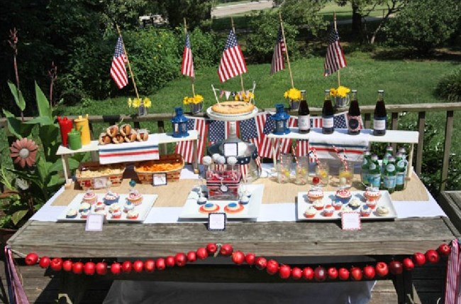 Military welcome home decoration ideas for Welcome home decoration ideas