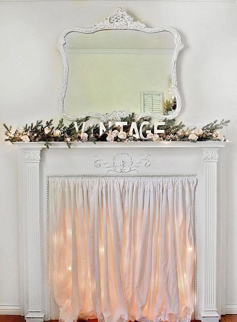 decorative fireplace ideas 11