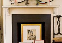 decorative fireplace ideas 3