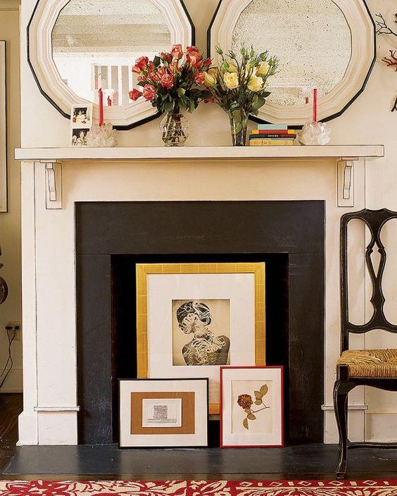 decorative fireplace ideas 3