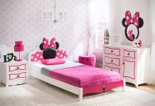 minnie mouse room ideas 4