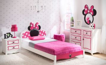 minnie mouse room ideas 4