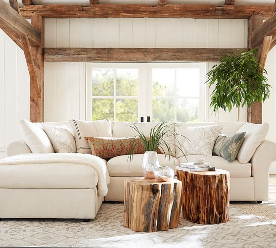 12 Inspiring Pottery Barn Ideas for Notable Living Rooms - Home ...