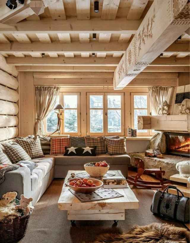 rustic ideas for living room 4