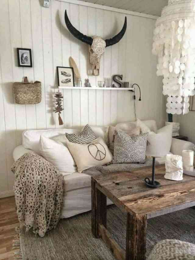 rustic ideas for living room 7