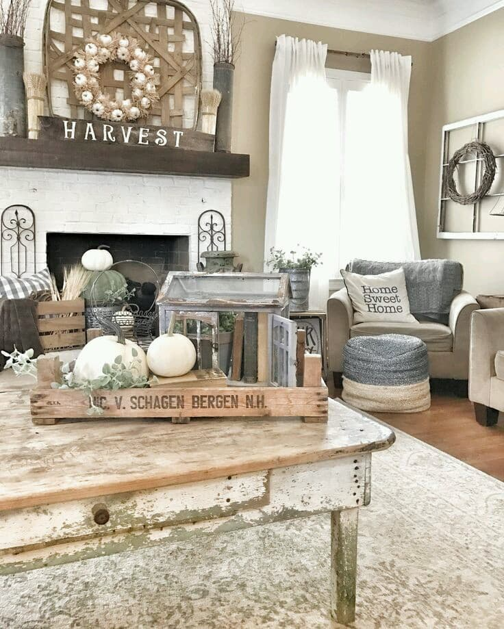 Charmant Home Sweet Home Rustic Idea For A Living Room. Rustic Ideas ...