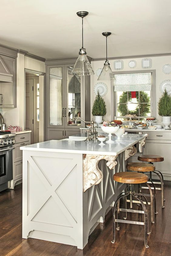 Kitchen Island Design Ideas that will Appeal to You - Home Ideas HQ
