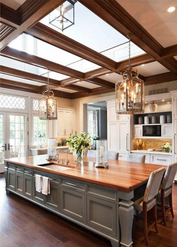 kitchen island design ideas 9