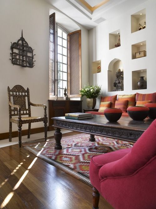 ... Living Room Designs Indian Style 12