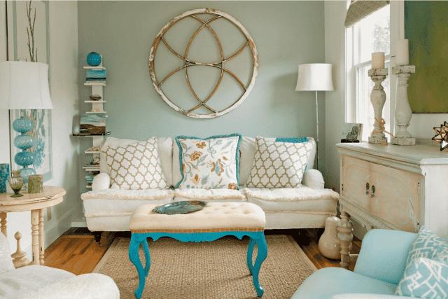living room wall decor 2