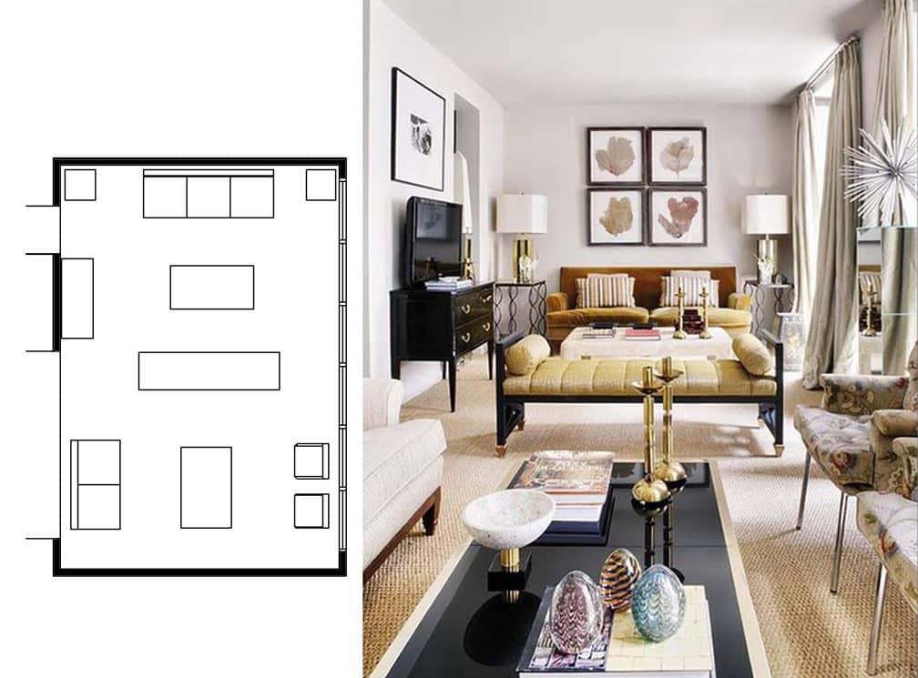 narrow living room layouts 6 Marvelous Narrow