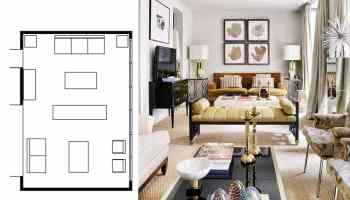 Amazing Small Living Room Layouts with TV to Inspire You - Home Ideas HQ