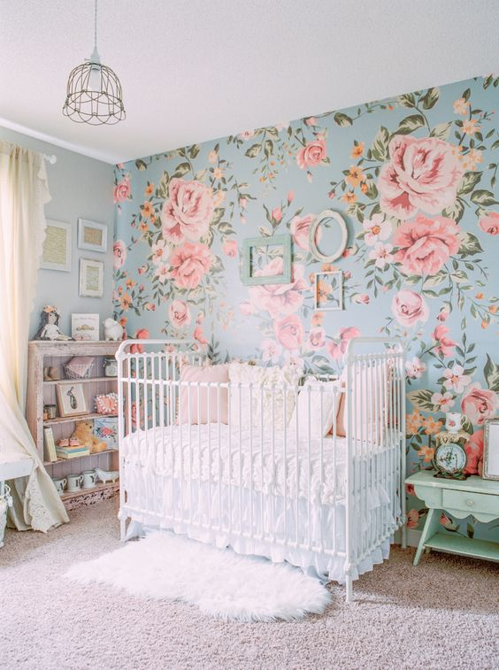 Baby Girl Room Ideas That Will Captivate Everyone Home