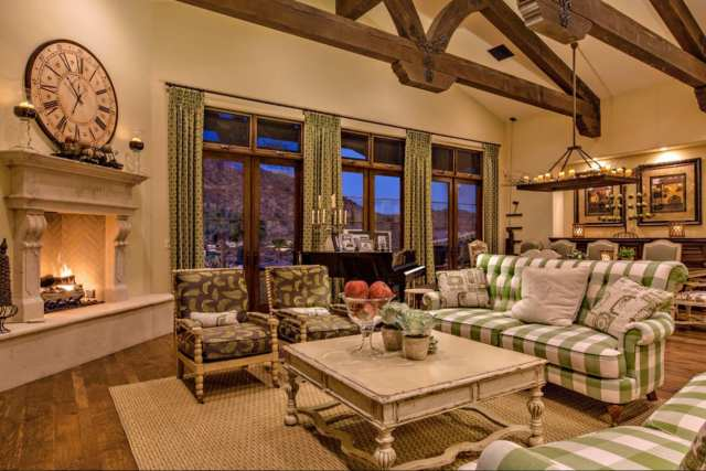 Country Living Room Ideas 1 A Ii