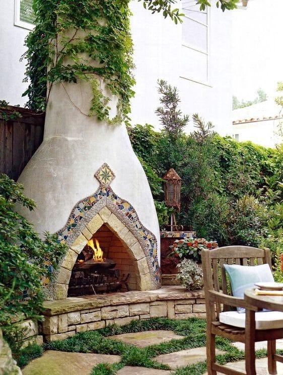 outdoor fireplace ideas 2.e
