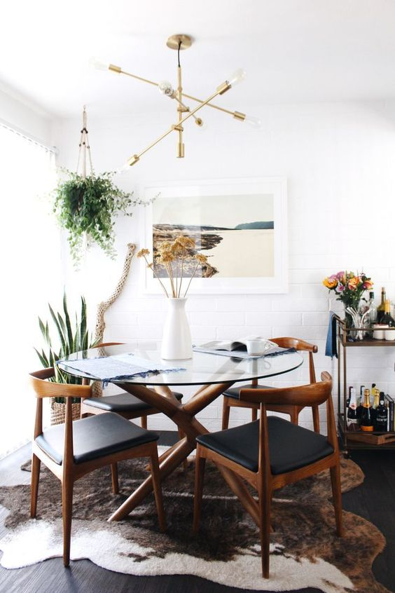 A useful design guide for your small dining room ideas - Small dining room decorating ideas ...
