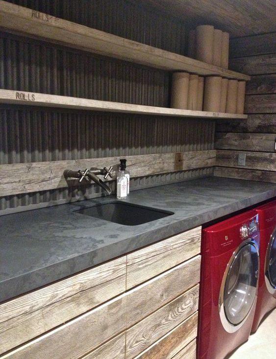 small laundry room ideas 2.a.v