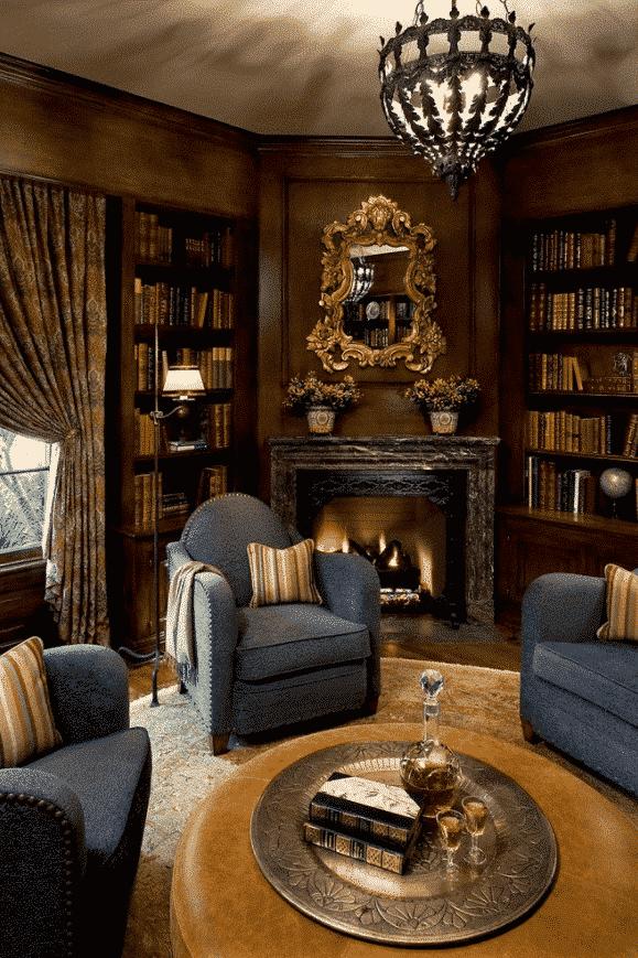 corner fireplace ideas 1.a