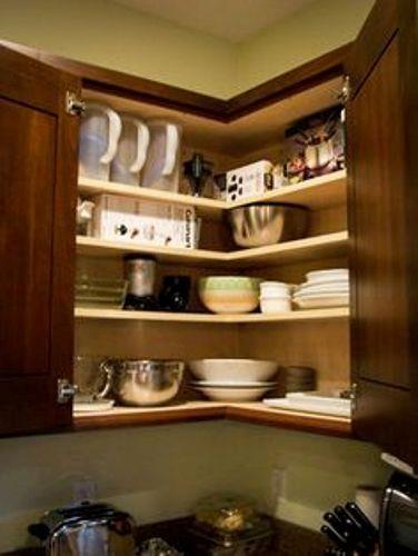 title | Upper Corner Kitchen Cabinet