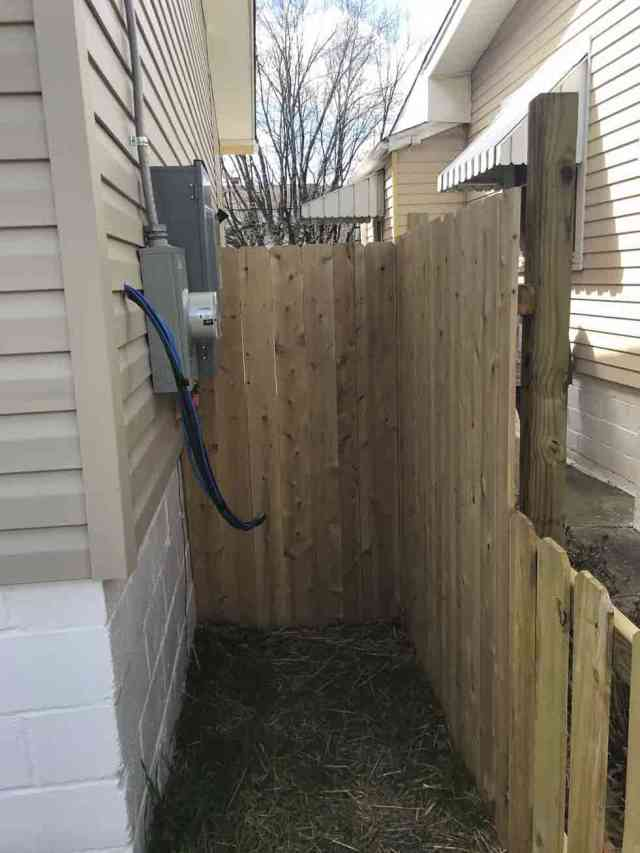 Wood fence experts baltimore area