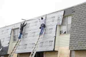Commercial roofing company in OKC