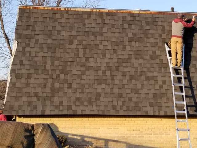 apartment roof repair